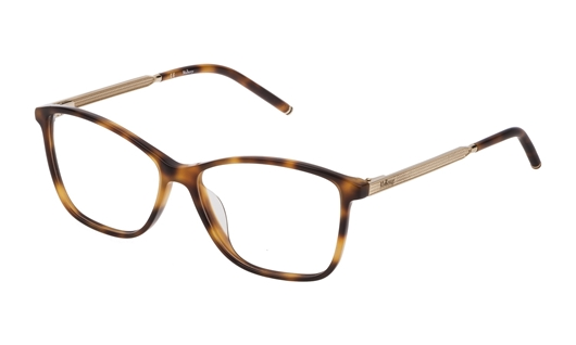 Picture of MULBERRY VML020 - SHINY BROWN HAVANA